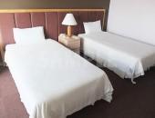 海外のホテルのベッド写真、フリーデータ