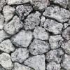 ごつごつした石垣の写真、フリーテクスチャー