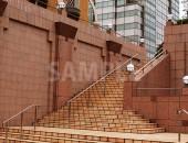 恵比寿ガーデンプレイスの外階段