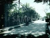 バリの街並みの写真