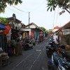 バリ島・ウブド村の路地