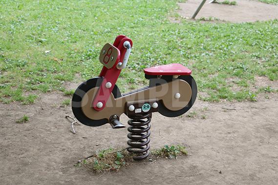 日比谷公園の遊具