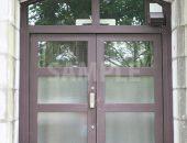 日比谷公会堂のレトロな扉