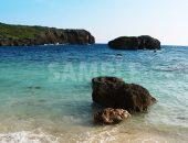下地島の中の島ビーチ