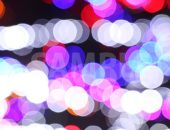 ボヤケた光のテクスチャー写真・フォト素材