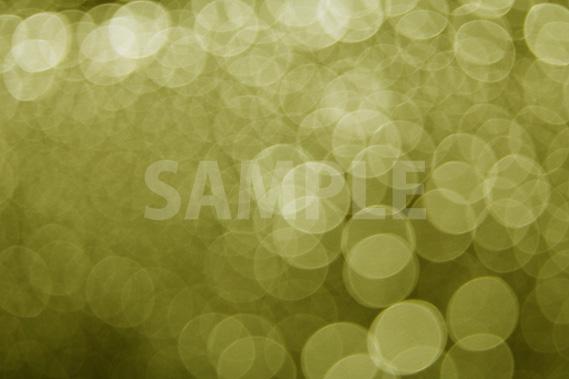 ボヤケた黄色い光の写真・フォト素材