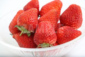 みずみずしい苺の写真・フォト