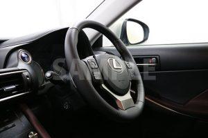 車の内装・ハンドルの写真・フォト