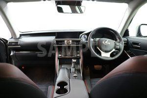 車の内装・フロント部分の写真・フォト