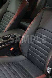 車の内装・フロントシートの写真・フォト