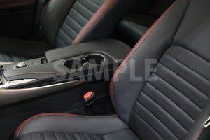 車の内装・シートの写真・フォト素材