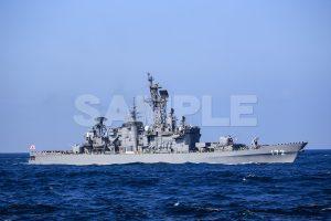 観艦式の写真「172しまかぜ」観艦式,護衛艦,日本,海