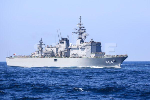 観艦式の写真「464ぶんご」観艦式,護衛艦,日本,海,無料の写真
