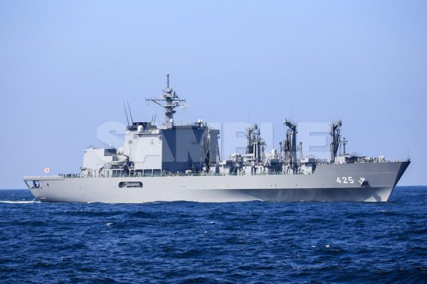 観艦式の写真「425ましゅう」観艦式,護衛艦,日本,海,無料の写真