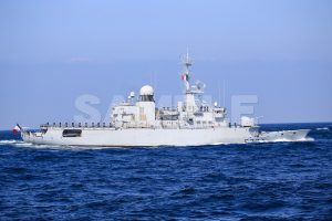 観艦式の写真「フランス 734 VENDEMIAIRE」観艦式,海,無料の写真