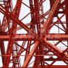 東京タワーの鉄骨の写真・フォト