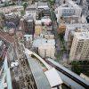 タワーホール船堀 展望台(6)からの写真・フォト素材