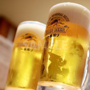 ビールの写真・フォト素材