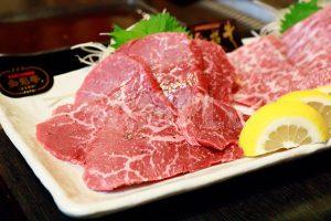 和牛(焼肉)の写真・フォト素材