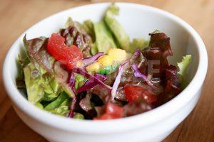 サラダの写真・フォト素材